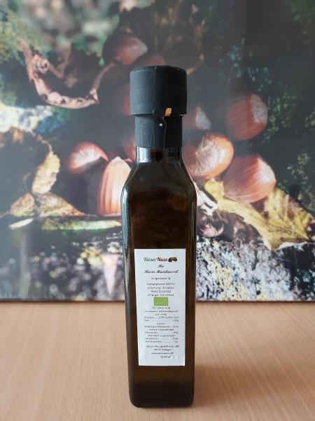 Rieser Organic Hazelnut Oil 0,25L