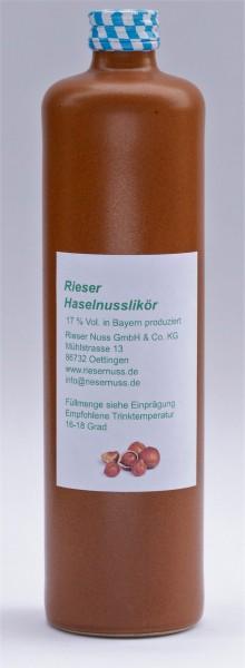 Rieser Haselnusssahnelikör 0,70L